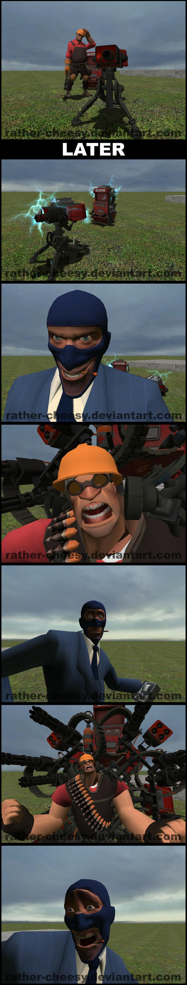 Spy Snappin My Engie by Rather-Cheesy