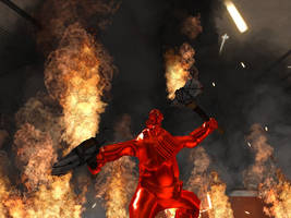 Pyromaniac by Rather-Cheesy