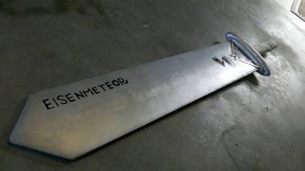 Prop Making: Eisenmeteor