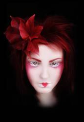 Miss Autumn by Amy-Heartbreak