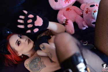 scarlet starr star model nude suicidegirls