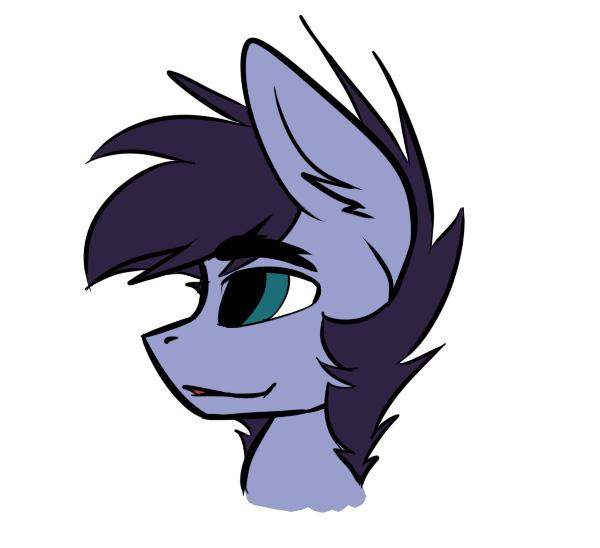 20151211 - Qoub As Pony by PhoenixPony