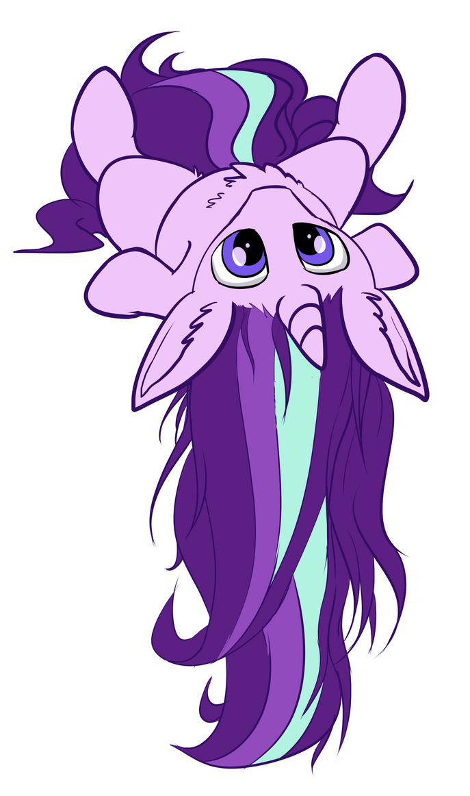 Glim Hair by duop-qoub