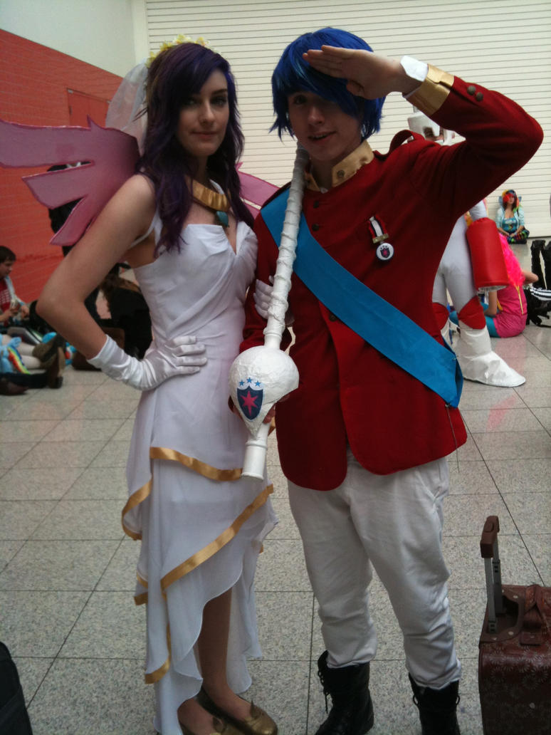 Shining armor mlp cosplay