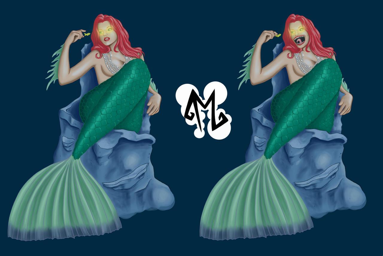 Siren by cartoonist4eternity