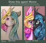 Lets draw this again! 2014/2015