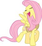 Winter Wrap Up - Fluttershy