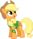 Winter Wrap Up - Applejack