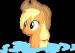 Wet Mane Applejack 1
