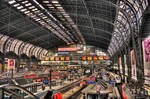 Hamburg central station