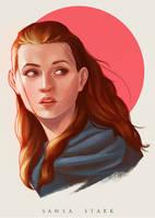 Sansa Stark by ZyrexTheZ