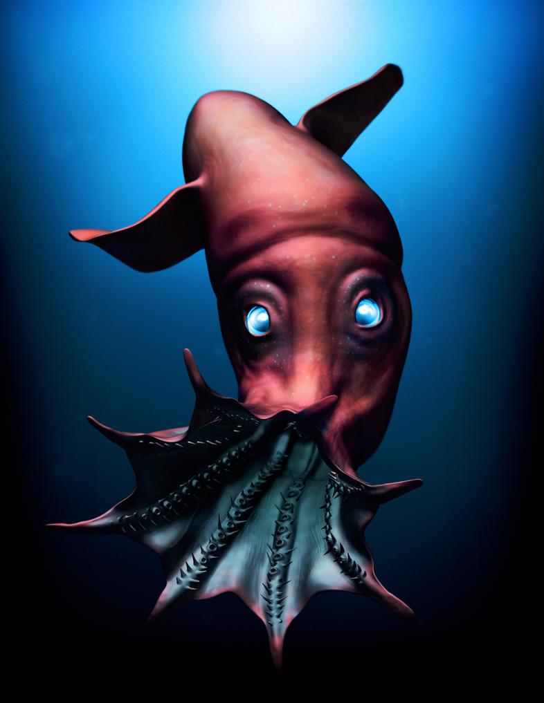 33  Beauty Bioluminescent Vampire for Bioluminescent Vampire Squid  535wja