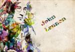 John Lennon water