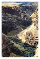 Volcanic Canyon by kezz