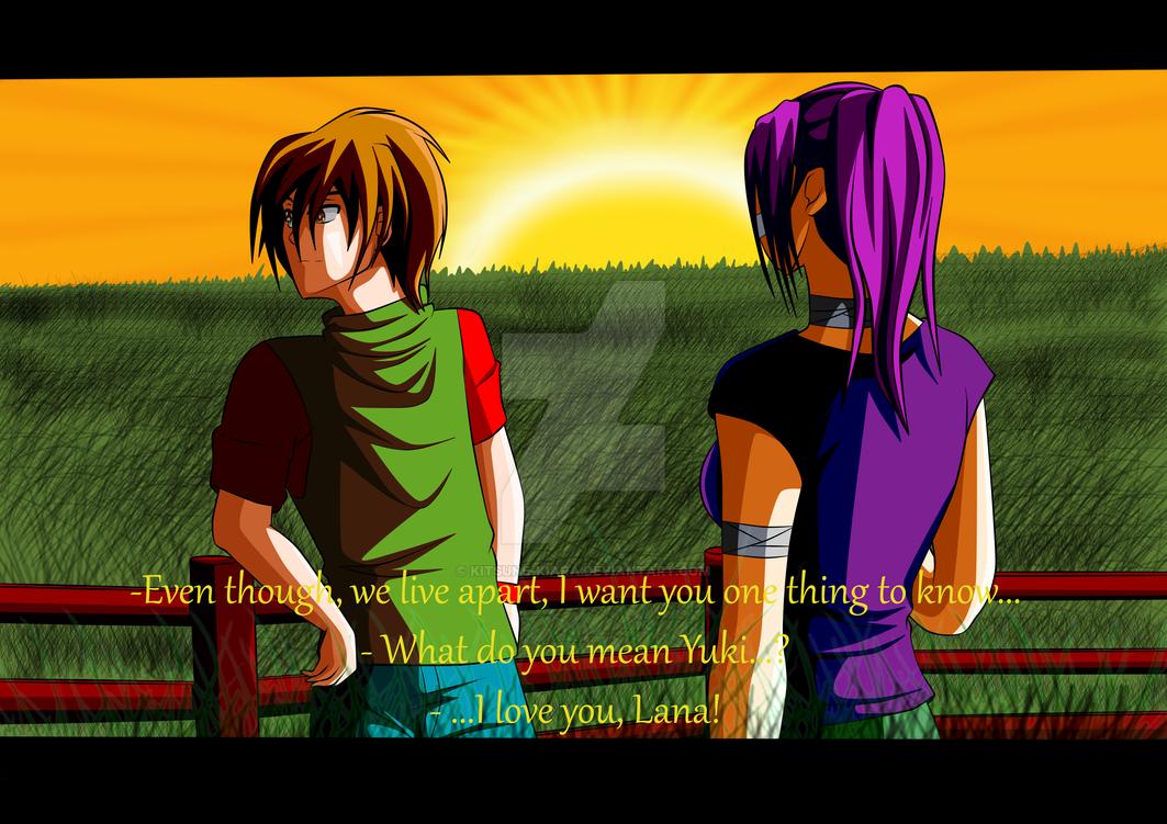 His Confession by Kitsune-Kiara