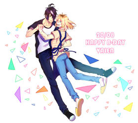 Happy B-Day by Mayuyun