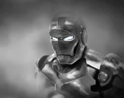 Iron Man by johannschill