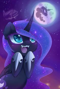 Nightmare Moon revenge