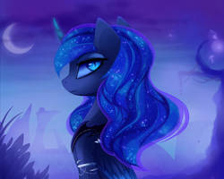 Original Night mare by MagnaLuna