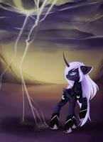thunder dreams by MagnaLuna