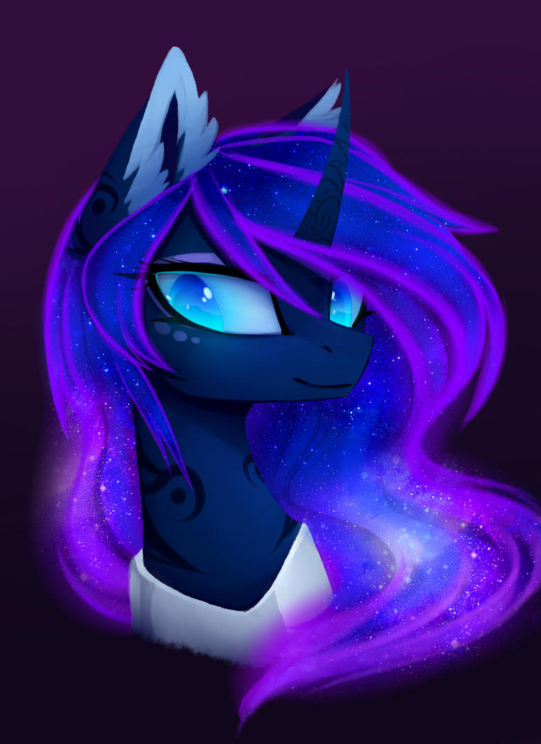 Luna by MagnaLuna