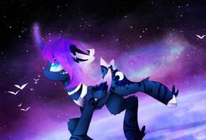 Her Cosmos by MagnaLuna