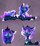 Luna Doodles
