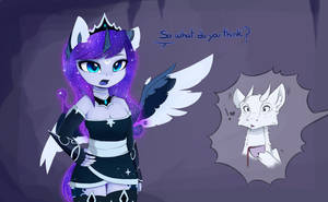 oh Luna by MagnaLuna