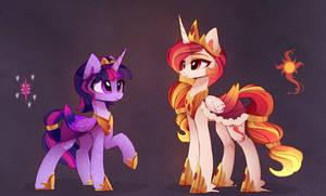 Queens of Equestria