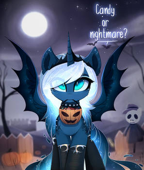 Candy or nightmare? :3