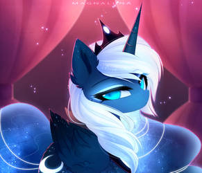 Night Beauty by MagnaLuna