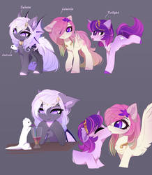 Disguised Goddesses (more Magnaverse)