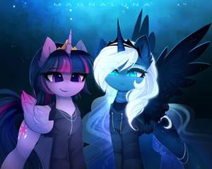 Cool ponies