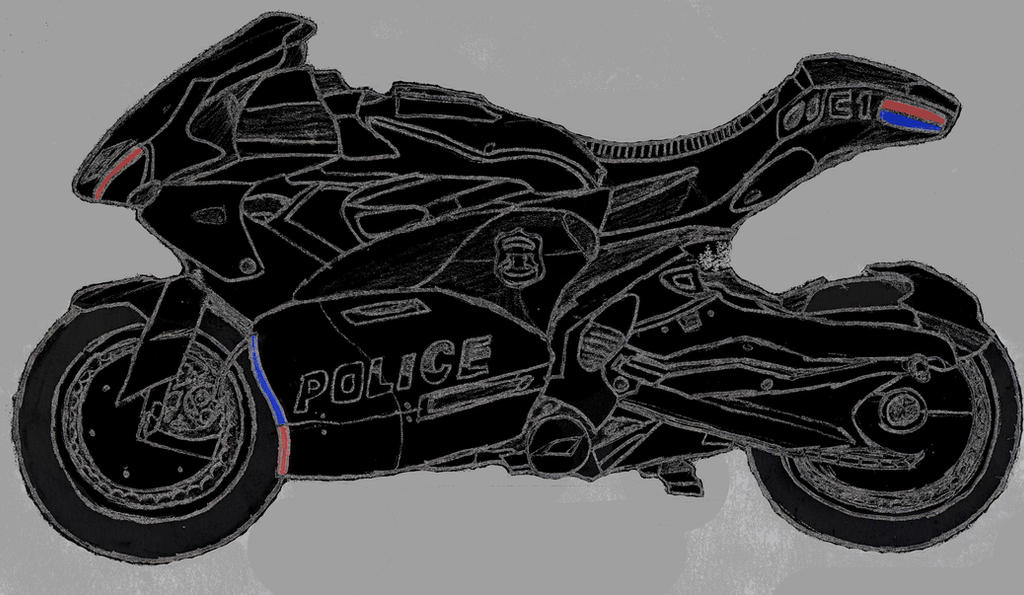 Robocop 2014 Motorcycle Fixed By Megaguirl On Deviantart