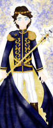 SMOCT QDC Ref: Prince Andrei Terran by chibahikari