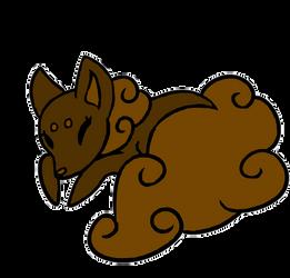 Double Chocolate Sugar Fox (CLOSED) by Sugar-Foxes