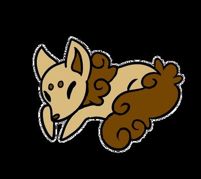 Cookie Chocolate Sugar Fox (CLOSED) by Sugar-Foxes