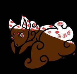 Peppermint Bark (Raffle CLOSED) by Sugar-Foxes