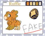 Ruffle [FAKE wyngro] by Sugar-Foxes
