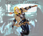 League of Draven - Lux