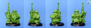 Dwarf Gunsmith