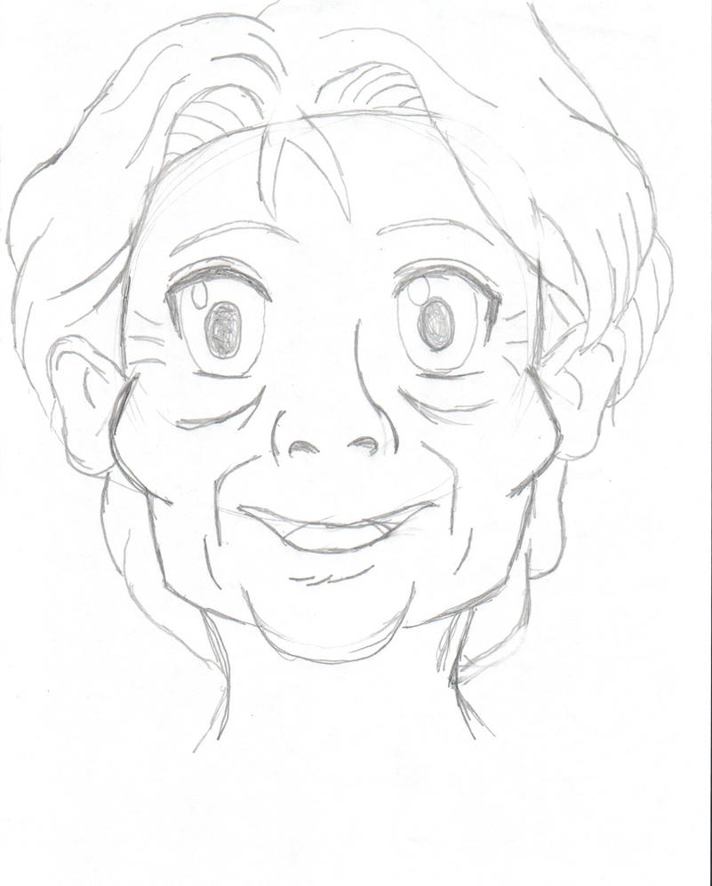 Old lady coloring pages sketch coloring page for Old lady coloring page