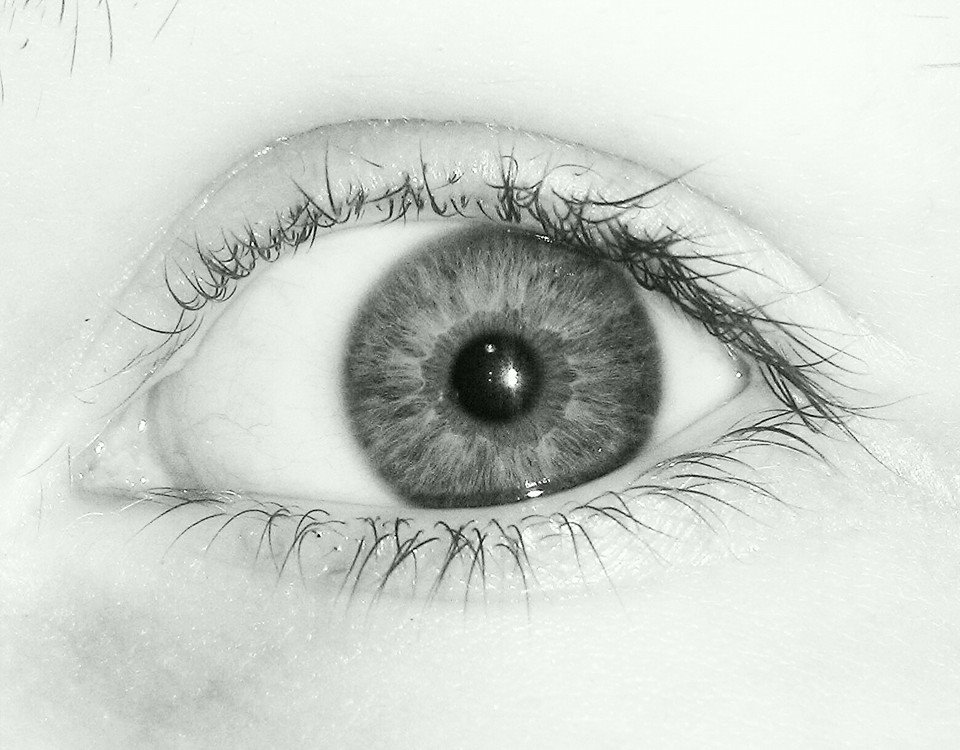 Phone photography : My eye by JenovaTheGoddes