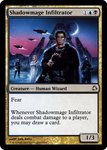 MTG : Shadowmage Infiltrator