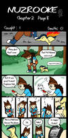 NuzRooke Silver - Chapter 2 - Page 8 by DragonwolfRooke