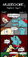NuzRooke Silver - Chapter 2 - Page 9 by DragonwolfRooke