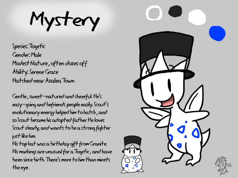 Mystery Reference Sheet by DragonwolfRooke