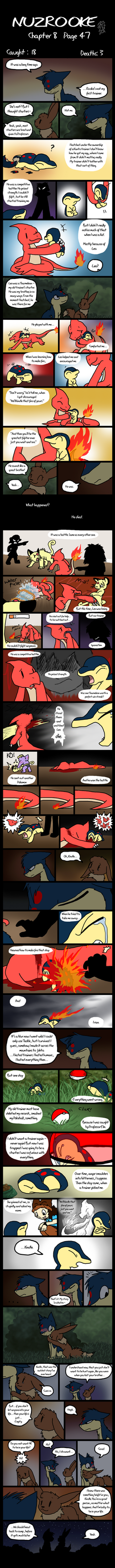 NuzRooke Silver - Chapter 8 - Page 47 by DragonwolfRooke