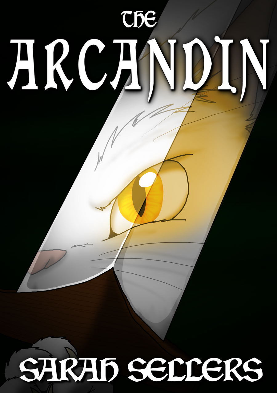 The Arcandin Cover by DragonwolfRooke
