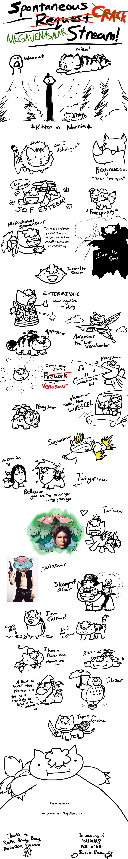 Spontaneous MegaVenusaur Stream by DragonwolfRooke